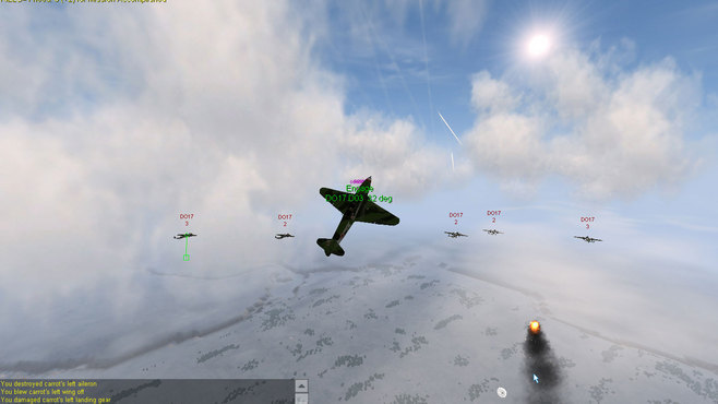 Dogfights 2012 Screenshot 2
