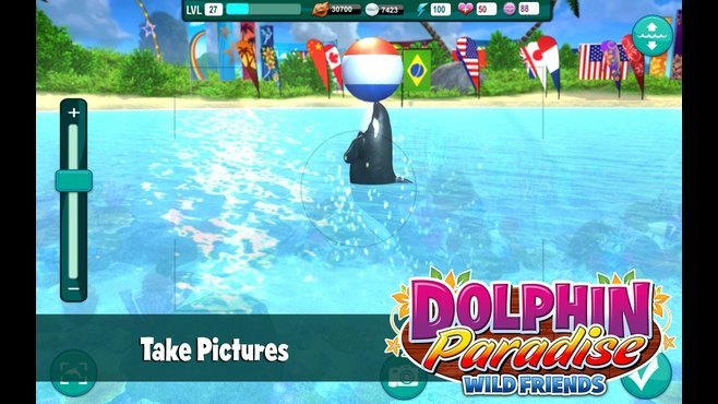 Dolphin Paradise: Wild Friends Screenshot 6