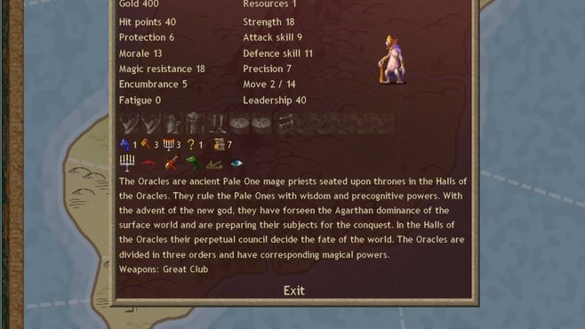 Dominions 3: The Awakening Screenshot 5