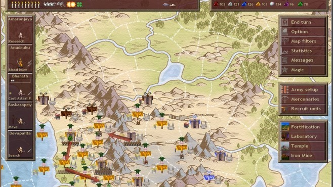 Dominions 3: The Awakening Screenshot 6