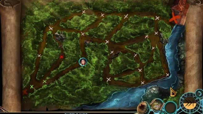Donna Brave: And the Deathly Tree Collector's Edition Screenshot 3