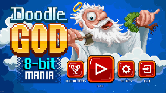 Doodle God: 8-bit Mania Screenshot 4