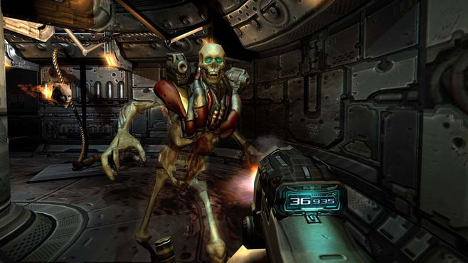 DOOM 3 Screenshot 3