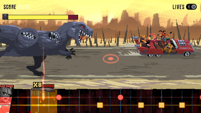 Double Kick Heroes Screenshot 5