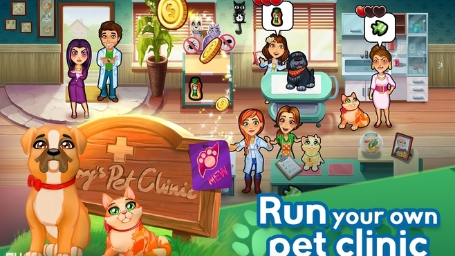 Dr. Cares - Amy's Pet Clinic Collector's Edition Screenshot 2