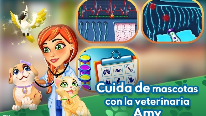 Dr. Cares - Amy's Pet Clinic Collector's Edition Screenshot 3