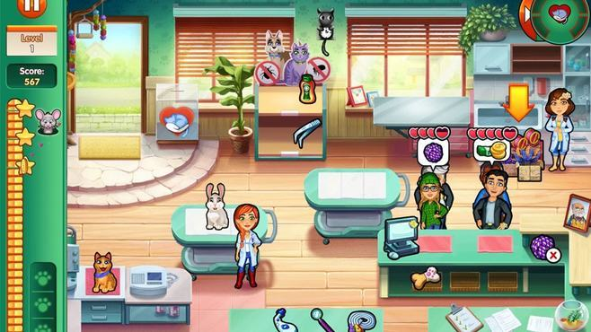 Dr. Cares - Amy's Pet Clinic Collector's Edition Screenshot 5