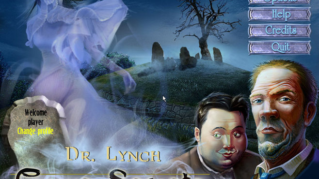 Dr. Lynch: Grave Secrets Screenshot 1