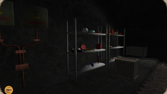 Dr. Watson: The Riddle of the Catacomb Screenshot 5