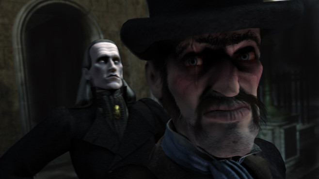 Dracula 2 - The Last Sanctuary Screenshot 1