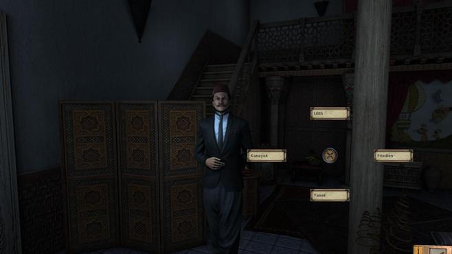Dracula 4 - The Shadow of the Dragon Screenshot 2