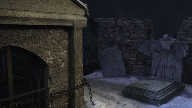 Dracula 1 - Resurrection Screenshot 4