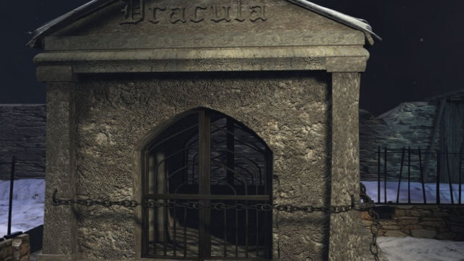 Dracula 1 - Resurrection Screenshot 8