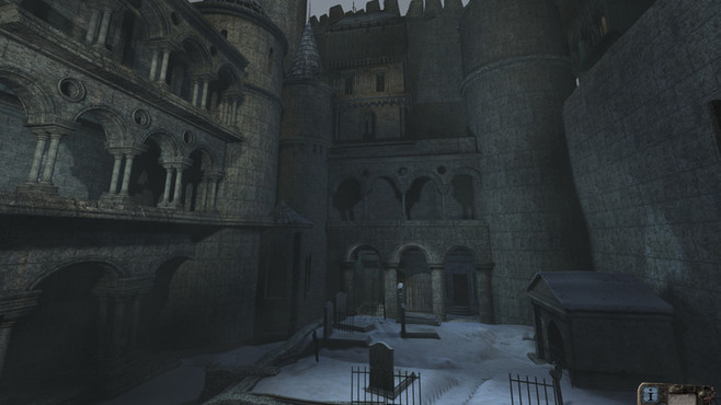 Dracula 2 - The Last Sanctuary Screenshot 4