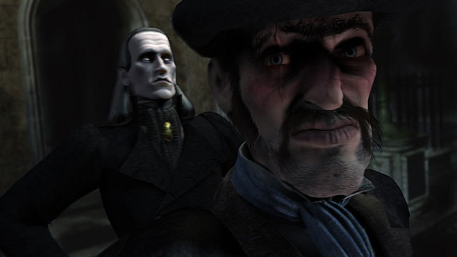 Dracula Trilogy Screenshot 6