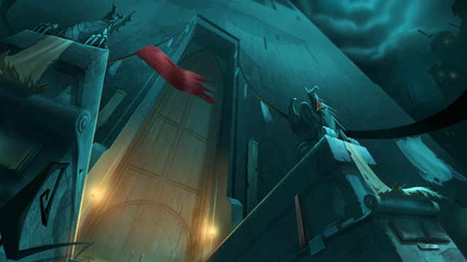 Drawn: Dark Flight Collector's Edition Screenshot 2