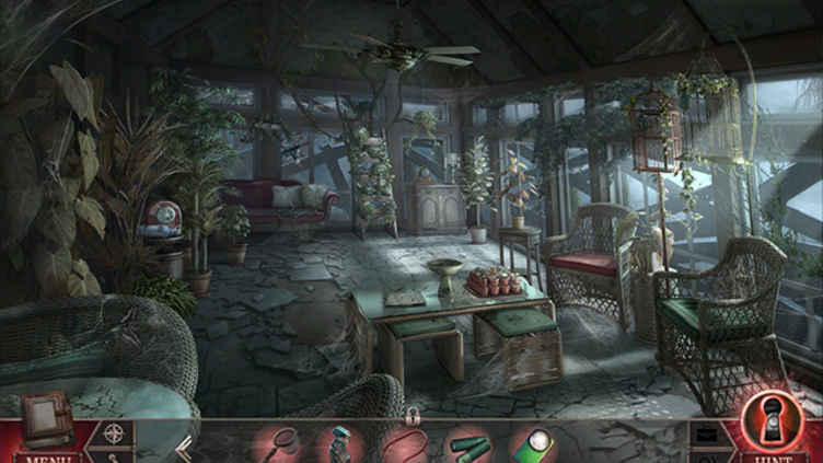 Dreadful Tales: The Space Between Collector's Edition Screenshot 1