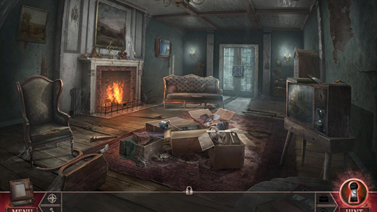 Dreadful Tales: The Space Between Collector's Edition Screenshot 5