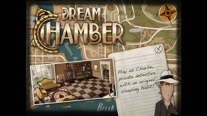 Dream Chamber Screenshot 1