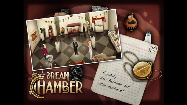 Dream Chamber Screenshot 2