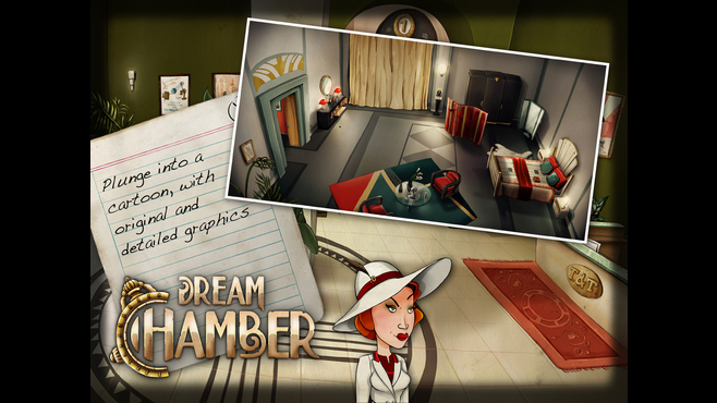 Dream Chamber Screenshot 3