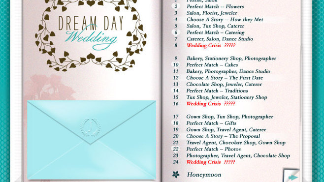 Dream Day Wedding Screenshot 1