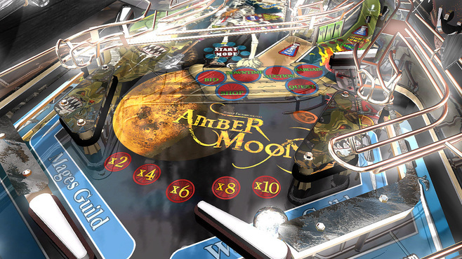 Dream Pinball 3D Screenshot 1