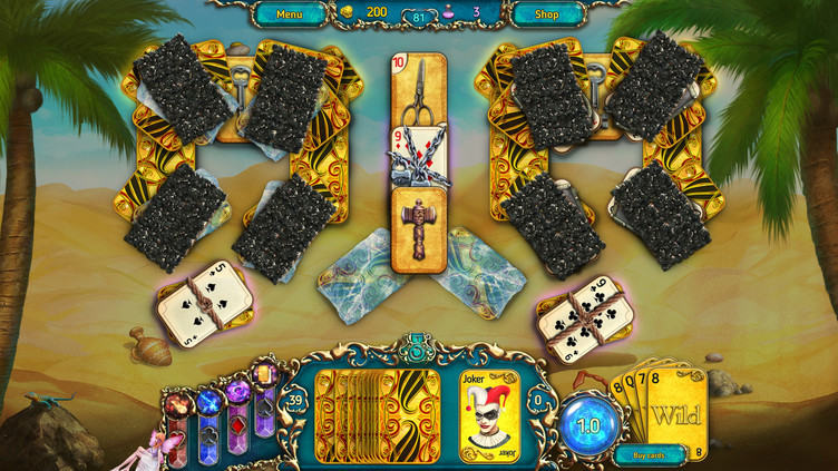 Dreamland Solitaire: Dark Prophecy Screenshot 6