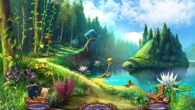 Dreampath: Curse of the Swamps Screenshot 1
