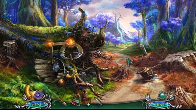 Dreampath: Guardian of the Forest Collector's Edition Screenshot 1