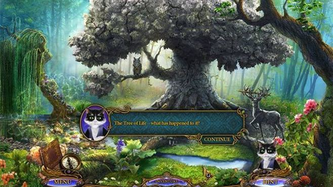 Dreampath: The Two Kingdoms Screenshot 1