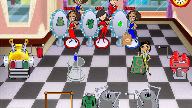 Dress Shop Hop Screenshot 2