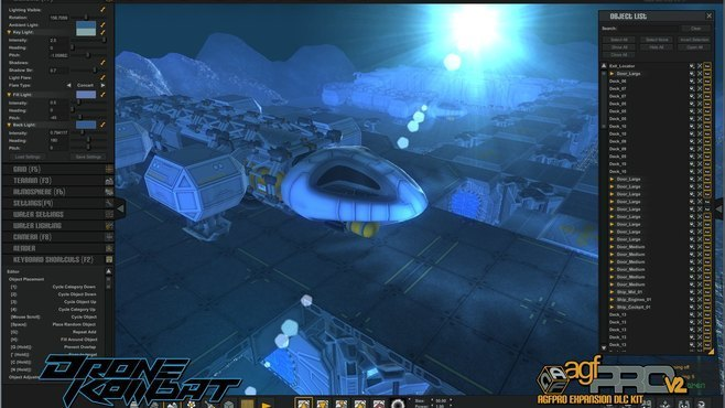 Axis Game Factory's AGFPRO Drone Kombat FPS Multiplayer DLC Screenshot 7