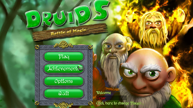 Druids - Battle of Magic Screenshot 1