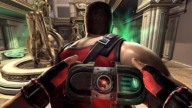 Duke Nukem Forever Screenshot 2