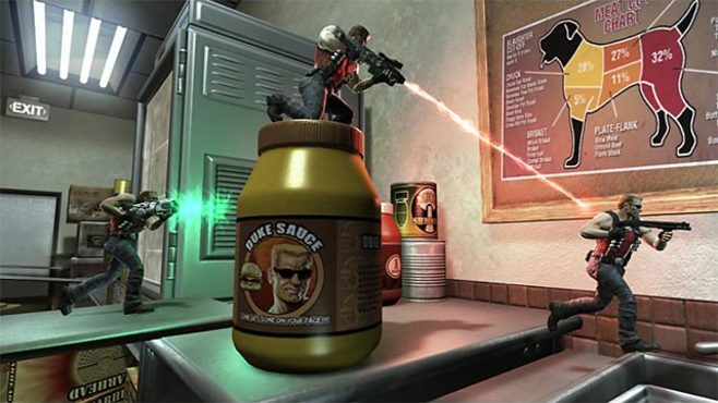 Duke Nukem Forever Screenshot 4