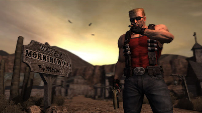 Duke Nukem Forever Screenshot 5