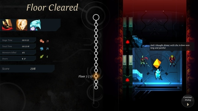 Dungeon of the Endless - Crystal Pack Screenshot 2