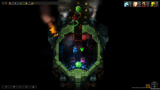Dungeon of the Endless - Crystal Pack Screenshot 3