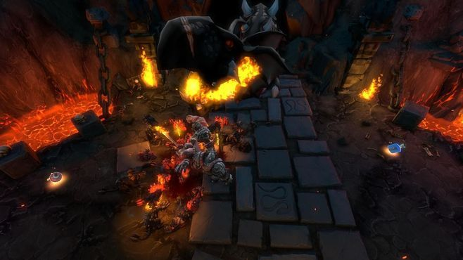 Dungeons 2 - A Chance of Dragons DLC Screenshot 2