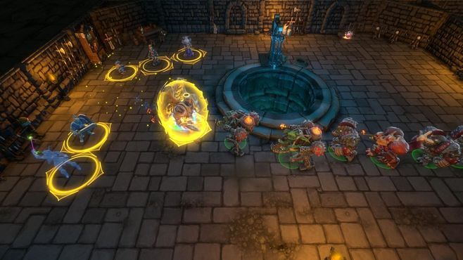Dungeons 2 - A Chance of Dragons DLC Screenshot 3