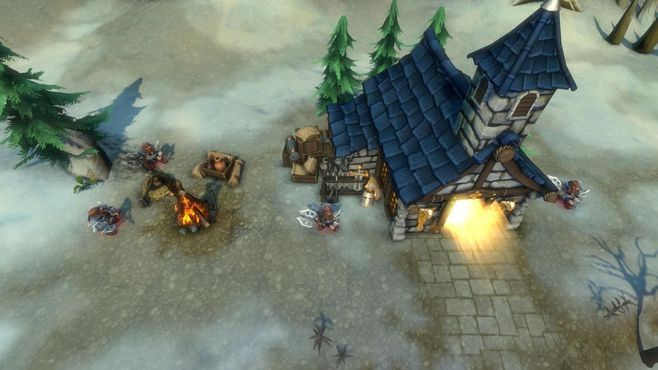 Dungeons 2 - A Chance of Dragons DLC Screenshot 7