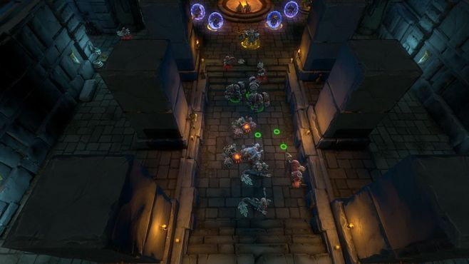 Dungeons 2 - A Chance of Dragons DLC Screenshot 4