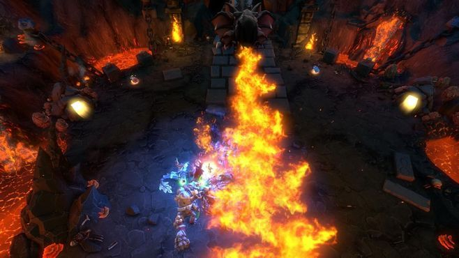 Dungeons 2 - A Chance of Dragons DLC Screenshot 5