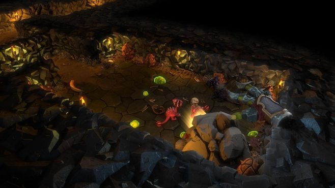 Dungeons 2 - A Chance of Dragons DLC Screenshot 1