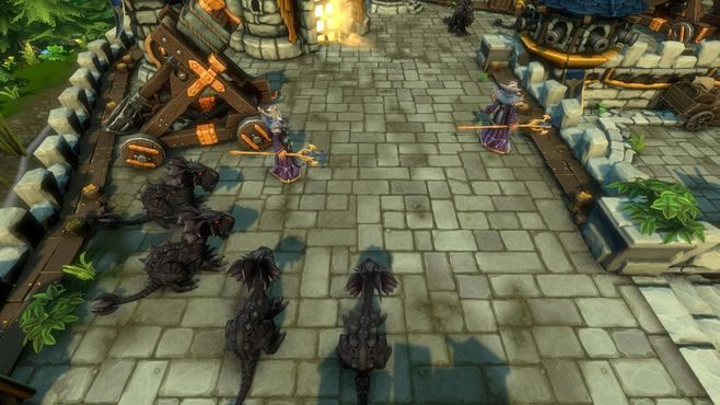 Dungeons 2 - A Chance of Dragons DLC Screenshot 6