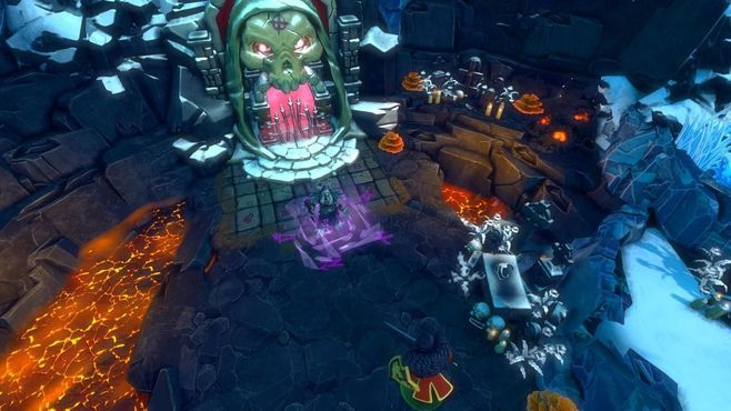 Dungeons 2 - A Game of Winter Screenshot 4