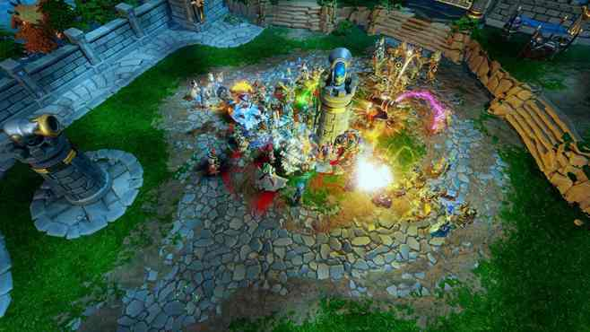 Dungeons 3: Clash of Gods Screenshot 1