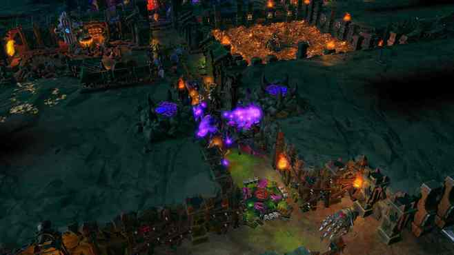 Dungeons 3: Clash of Gods Screenshot 6