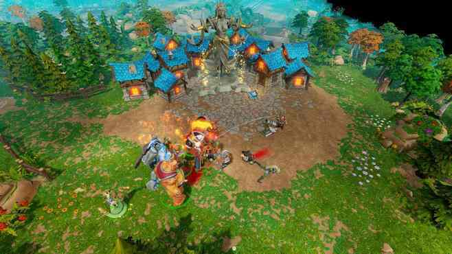 Dungeons 3: Clash of Gods Screenshot 7